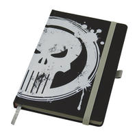 The Punisher Premium A5 Notebook