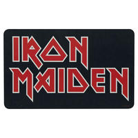 Iron Maiden Logo Breakfast Cutting Board