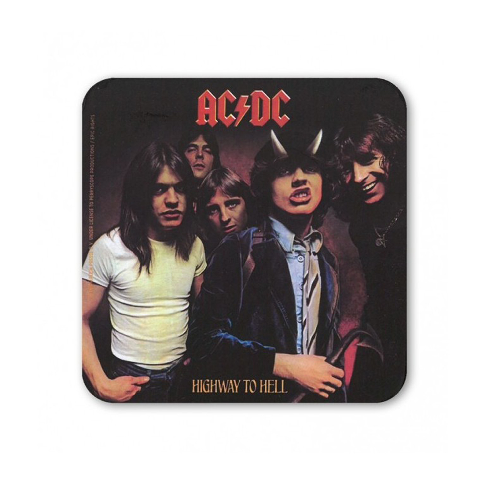AC/DC Highway To Hell Coaster