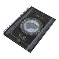 Game of Thrones Stark A5 Notebook