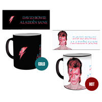 David Bowie Aladdin Sane Heat Change Mug Thumbnail 2