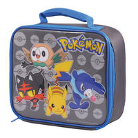 Pokemon Characters Insulated Lunch Bag