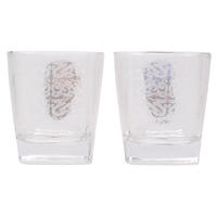Anne Stokes Oriental Skull & Dragon Set Of 2 Tumblers Thumbnail 2
