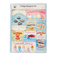 Coffee Break 8 Piece Magnet Set