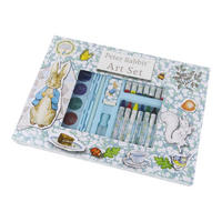 Peter Rabbit 42 Piece Art Set