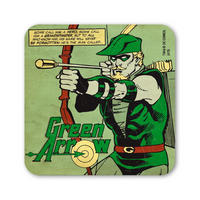 DC Comics Green Arrow Single Coaster Thumbnail 1