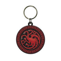 Game of Thrones Targaryen Mug Coaster & Keyring Set Thumbnail 4