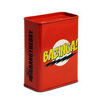 The Big Bang Theory Bazinga Money Box