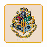 Harry Potter Hogwarts School Crest Coaster
