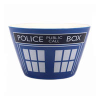 Doctor Who Tardis Ceramic Bowl Thumbnail 1