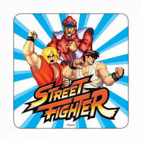 Street Fighter Coaster
