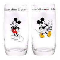 Set of 2 Mickey Mouse Glasses Thumbnail 1