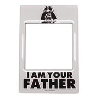 Star Wars I Am Your Father Photo Frame Fridge Magnet