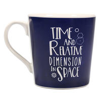 Doctor Who Tardis Galaxy Heat Change Mug Thumbnail 3