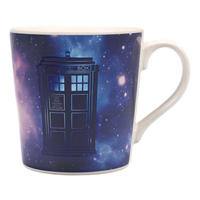 Doctor Who Tardis Galaxy Heat Change Mug Thumbnail 4
