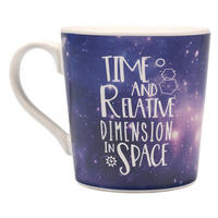 Doctor Who Tardis Galaxy Heat Change Mug Thumbnail 5