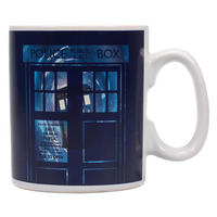 Doctor Who Time Lord Heat Change Mug Thumbnail 2