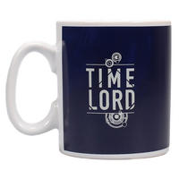 Doctor Who Time Lord Heat Change Mug Thumbnail 3