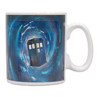 Doctor Who Time Lord Heat Change Mug Thumbnail 4
