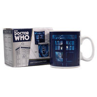 Doctor Who Time Lord Heat Change Mug Thumbnail 6