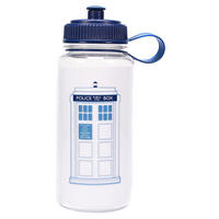 Doctor Who Time Lord 800ml Plastic Water Bottle Thumbnail 1