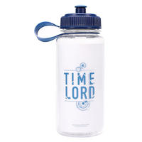 Doctor Who Time Lord 800ml Plastic Water Bottle Thumbnail 2