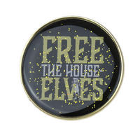 Harry Potter Free The House Elves Pin Badge
