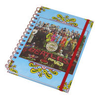 The Beatles Sergeant Pepper A5 Notebook