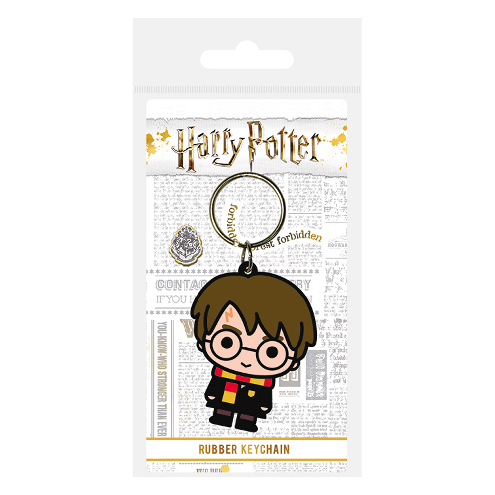 Harry Potter Chibi Harry PVC Keyring