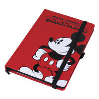 Mickey Mouse Pose A5 Premium Hardback Notebook Thumbnail 1