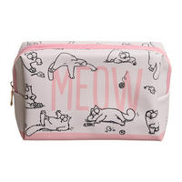 Simon's Cat Meow Make-Up Bag
