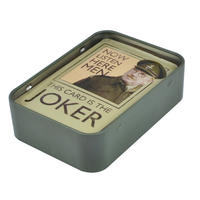 Dad's Army Capt. Mainwaring's Playing Cards In A Tin Thumbnail 3