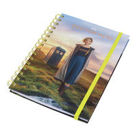 13th Doctor Who A5 Notebook