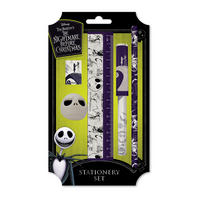 The Nightmare Before Christmas Premium Stationery Set
