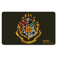 Harry Potter Hogwarts Crest Breakfast Cutting Board Thumbnail 1