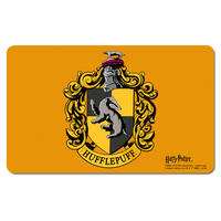 Harry Potter Hufflepuff Crest Breakfast Cutting Board Thumbnail 1