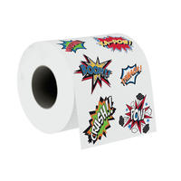 Superhero Toilet Roll