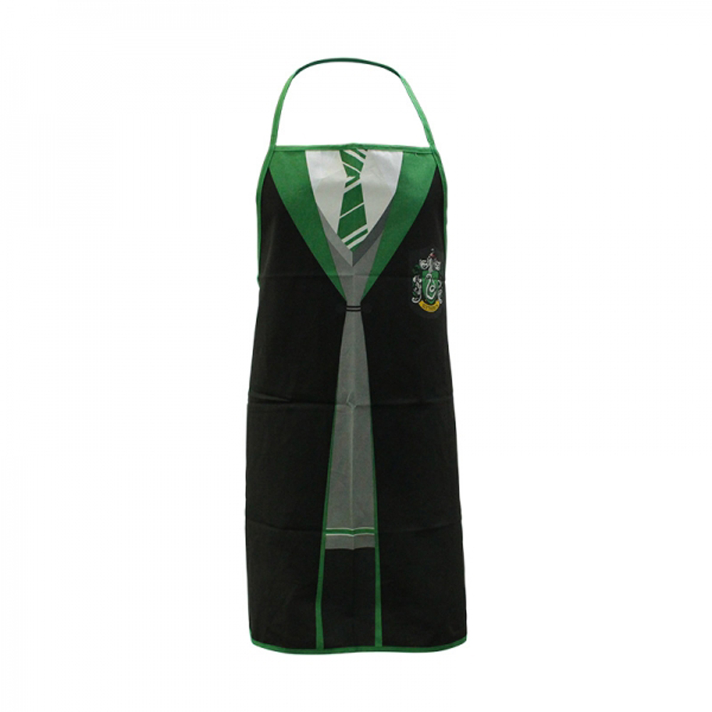 Harry Potter Slytherin Uniform Apron