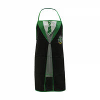 Harry Potter Slytherin Uniform Apron Thumbnail 1