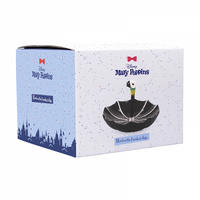 Mary Poppins Umbrella Ceramic Trinket Tray Thumbnail 2