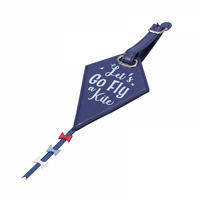 "Mary Poppins ""Let's Go Fly A Kite"" Luggage Tag"