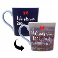 Mary Poppins Heat Change Mug