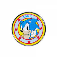 "Sonic The Hedgehog ""Sonic"" Pin Badge"