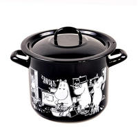 The Moomins In The Kitchen 3.5L Cooking Pot