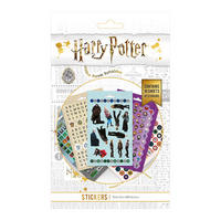 Harry Potter Pack of over 800 Vinyl Stickers