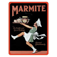 Marmite Chef Fridge Magnet