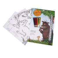 The Gruffalo Colouring & Activity Set