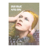 David Bowie Hunky Dory Postcard Thumbnail 1