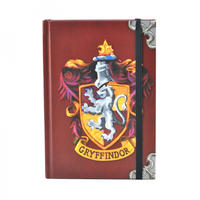Harry Potter Gryffindor A6 Notebook Thumbnail 1