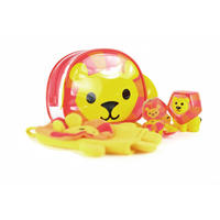 Lion Bath Time Gift Set